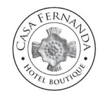 Logotipo Hotel Casa Fernanda